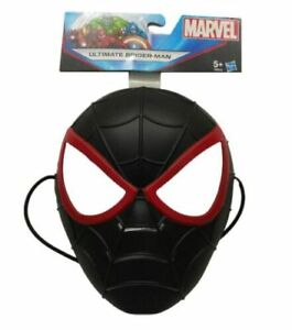 MASCHERA ULTIMATE SPIDER-MAN ORIGINALE MARVEL AVENGERS HASBRO COSPLAY CARNEVALE