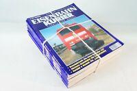 EISENBAHN KURIER - Jahrgang 1997 - 12 Hefte - Zeitschrift Modellbahn - Y4-1041
