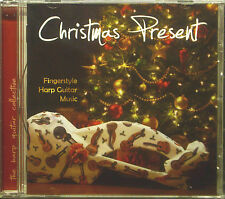 CD THE HARP GUITAR COLECTIVA - christmas present, fingerstyle