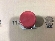 Cutler Hammer 10250T122 red push button operator mushroom