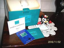 """WDCC - MINNIE MOUSE ON ICE FIGURINE– """" WHEEEE!!!! """""""