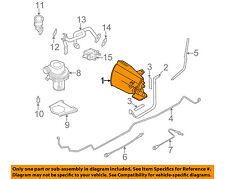 BMW OEM 97-98 Z3-Vapor Canister Fuel Gas Emission 16111183568