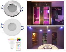 Faretto doccia a luci a led per l illuminazione da interno ebay