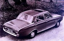 FORD TAUNUS 17M Saloon - 1961 - Road Test removed from The Autocar