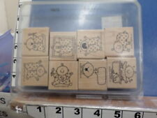 Baby firsts  STAMPIN UP RUBBER STAMP 5C