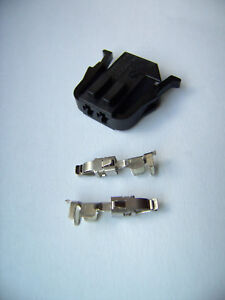 50x Micro Mini Timer Kontakte in 0,2-0,5 mm² N 103 357 01 ISO Verbinder Pin/'s