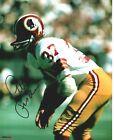 PAT+FISCHER+Autograph+Signed+8x10+Photo+Washington+Redskins+++
