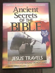 Ancients secrets of the Bible #1 Jesus Travels