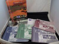 Rainforest Researchers Classroom Learning Tom Snyder Prod. Home School Set
