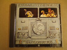 CD / BOB MARLEY & THE WAILERS - BABYLON BY BUS