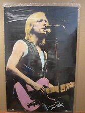 vintage Tom Petty & Hearthbreakers Tours 1990 movie poster 12083