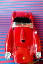 BURAGO MODELS - 1957  250 Ferrari testa rossa - RED - 1/18 SCALA CAR MODEL