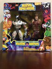 Wolverine Vs. Sabertooth Marvel Super Heroes X-Men Super Nova Dark Phoenix