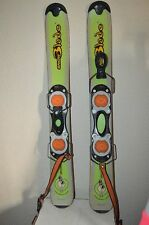 MINI SKI PATINETTE SALOMON SNOWBLADE  80 CM + FIXATION REGLABLE  SCI/ESQUI