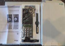 Elvox 13F7 Intercom Keypad Camera Speaker Assembly NEW