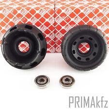 2x FEBI BILSTEIN 22639 Federbeinstützlager Nissan Opel Vivaro Renault Traffic II
