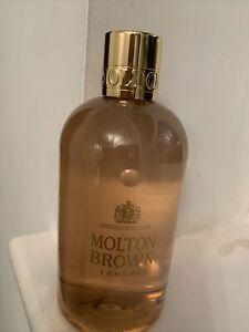 MOLTON BROWN-Empowering Jasmine & Sun Rose Bath & Shower Gel-300ml--NEW/UNBOXED
