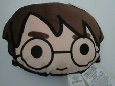 Harry Potter Oval Pillow Wizarding World Licensed 12 Inches NWT Lightening Bolt