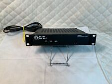 Atlas Sound PA60G Single Channel Commercial Power Amplifier 60W 70V/100V - Works