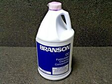 BRANSON 1 gal. Bottle Optical Cleaner; For Ultrasonic Cleaners, 100-955-726