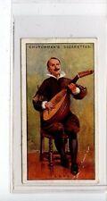(Jc6931-100)  CHURCHMANS,MUSICAL INSTRUMENTS,LUTE,1924,#13