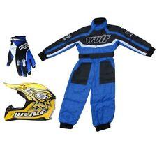 Pantalones de motocross color principal amarillo