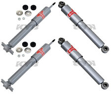 KYB GAS-A-JUST SHOCKS FRONT & REAR 84-87 CHEVROLET CORVETTE KG4537 KG5564 SET