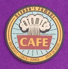 Atomic Cafe Coaster, Jock Lindsey's Hangar Bar Disney Springs Indiana Jones