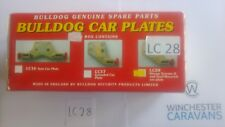 Bulldog LC28 Car Plates for Nissan Terrano II and Ford Maverick