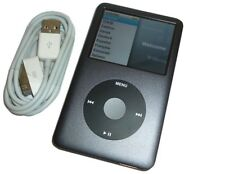 1TB Apple iPod Classic 7th Gen - Black /Space Grey - High Capacity Battery