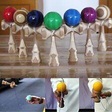 Jumbo Kendama Japanese Traditional Game Educational Balance Skillful Wooden Toy