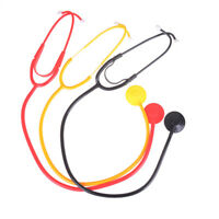 Simulation stethoscopes Kids doctor role play Toys Science Popularization Z xlCW