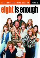 Eight Is Enough: The Complete Third Season [8 Discs] (REGION 0 DVD New) DVD-R