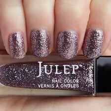 NEW! Julep nail polish MAKENNA Vernis ~ Gilded lilac glitter PURPLE full size