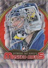12-13 ITG Marc Andre Fleury Between The Pipes Masked Men 5 SILVER 2012