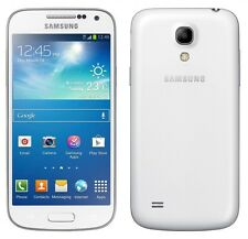 NEW SAMSUNG GALAXY S4 MINI DUOS GT-I9192 (LATEST MODEL) 8GB WHITE SMARTPHONE