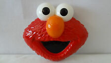 Enesco Jim Henson Sesame Street Elmo Head Wall Mask Or Wall Hanger #C355