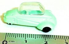 KR200 Turchese BUBBLE CAR Messerschmitt IMU 1:87 H0 HA2 Å