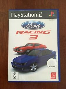 Ford Racing 3 - PS2 Sony PlayStation