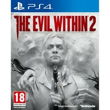 The Evil Within 2 Ps4 Same Day Postage B4 3 30