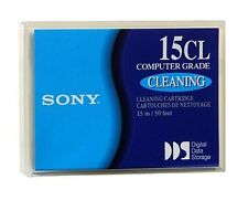 SONY DGD15CL DDS NETTOYAGE Cartouche