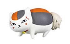 Natsume Yujincho Nyanko Sensei With Puffy Tail 3D Phone Strap Licensed NEW