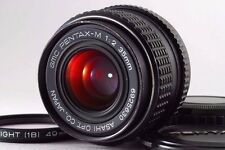 【EXC+++++】 SMC Pentax-M 35mm F2 MF Wide Angle Prime Lens w/Filter from Japan#519