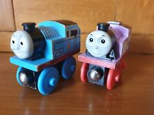 Rosie and Thomas early engineers Wooden Train Thomas Wooden Railway