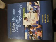 Hole's Human Anatomy and Physiology by Terry R. Martin (2012, Spiral, Lab...