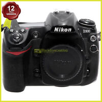 Nikon D300 body fotocamera digitale reflex usata. Macchina fotografica.
