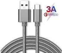 CAVO RICARICA RAPIDA USB Type C 3.1 Samsung S8 S9 Huawei P 20 30 PRO ANGOLO 90°