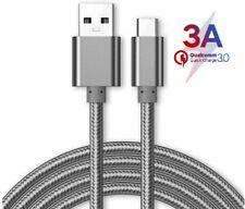 CAVO PRO RICARICA RAPIDA USB Type C Samsung A 40 50 S 8 9 10 NOTE CAVETTO DATI