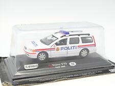 Cararama 1/43 - Volvo V70 Politi Police Norvège 2002