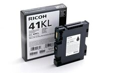 Ricoh GC41KL (rendement: 600 pages) lumière utilisateur NOIR Gel Cartouche